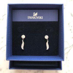 SWAROVSKI Sparkle Pierced Earrings